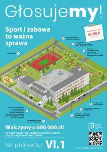 Poznański Budżet Obywatelski – G Ł O S U J E M Y