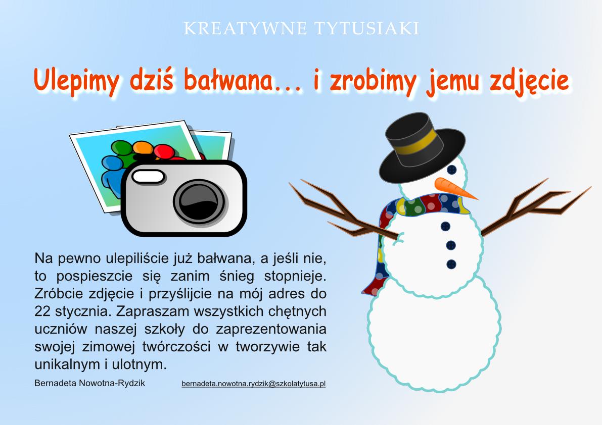 Kreatywne Tytusiaki