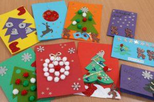 Świąteczne Warsztaty Kreatywne ,, Zrób to Sam'': tworzenie ozdób świątecznych