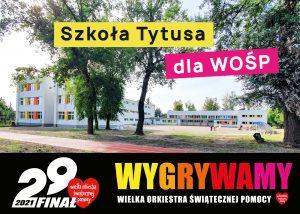 Szkoła Tytusa dla WOŚP